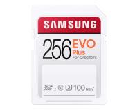 Samsung 256GB SDXC EVO Plus 100MB/s - 617909 - zdjęcie 1