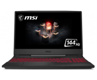 MSI  GL65 i7-10750H/16GB/512+1TB RTX2070 144Hz  - 604552 - zdjęcie 3