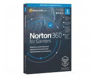 NortonLifeLock   Norton 360 for Gamers - 611707 - zdjęcie 1