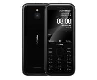 Nokia 8000 4G Dual SIM czarny - 612108 - zdjęcie 1