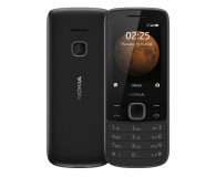 Nokia 225 4G Dual SIM czarny - 612110 - zdjęcie 1