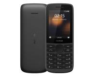 Nokia 215 4G Dual SIM czarny - 612111 - zdjęcie 1
