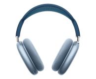 Apple  AirPods Max błękitne - 613005 - zdjęcie 1