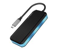 ICY BOX Obudowa do dysku m.2 NVMe (USB-C, RGB) - 541594 - zdjęcie 1
