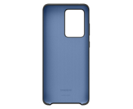 Samsung Silicone Cover do Galaxy S20 Ultra Black  - 544184 - zdjęcie 3