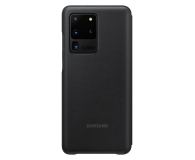 Samsung LED View Cover do Galaxy S20 Ultra Black  - 544179 - zdjęcie 2