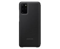 Samsung LED View Cover do Galaxy S20+ Black  - 544148 - zdjęcie 2