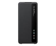 Samsung Galaxy S20 Ultra G988F Black + Clear View Cover - 544335 - zdjęcie 8