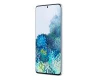 Samsung Galaxy S20 G980F Dual SIM Blue + Clear View Cover - 544321 - zdjęcie 3
