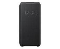 Samsung LED View Cover do Galaxy S20 Black  - 544118 - zdjęcie 1