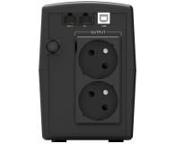 Power Walker LINE-INTERACTIVE (600VA/360W, 2x FR, USB, AVR) - 543831 - zdjęcie 3