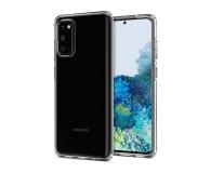 Spigen Liquid Crystal do Samsung Galaxy S20 Clear   - 545099 - zdjęcie 1