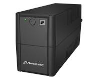 Power Walker LINE-INTERACTIVE (850VA/480W, 2x Schuko, AVR) - 544083 - zdjęcie 1
