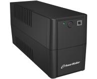 Power Walker LINE-INTERACTIVE (850VA/480W, 2x Schuko, AVR) - 544083 - zdjęcie 3