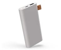 Fresh N Rebel Power Bank 6000 mAh (USB-C, Ice Grey) - 545689 - zdjęcie 1