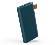 Fresh N Rebel Power Bank 6000 mAh (USB-C, Petrol Blue) - 545692 - zdjęcie 1
