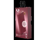 Fresh N Rebel Power Bank 6000 mAh (USB-C, Ruby Red) - 545693 - zdjęcie 2