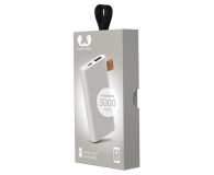 Fresh N Rebel Power Bank 3000 mAh (USB-C, Ice Grey) - 545682 - zdjęcie 2