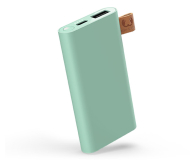 Fresh N Rebel Power Bank 3000 mAh (USB-C, Misty Mint) - 545684 - zdjęcie 1