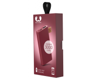 Fresh N Rebel Power Bank 3000 mAh (USB-C, Ruby Red) - 545686 - zdjęcie 2