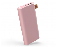 Fresh N Rebel Power Bank 12000 mAh (USB-C, Dusty Pink) - 545698 - zdjęcie 1