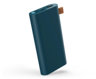 Fresh N Rebel Power Bank 12000 mAh (USB-C, Petrol Blue)