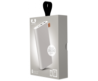 Fresh N Rebel Power Bank 18000 mAh (USB-C, Ice Grey) - 545703 - zdjęcie 2