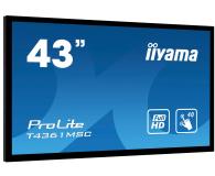 iiyama T4361MSC-B1 dotykowy LFD - 518004 - zdjęcie 3