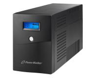 Power Walker LINE-INTERACTIVE (3000VA/1800W, 4x Schuko, LCD) - 544729 - zdjęcie 1
