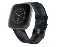 Fitbit Versa 2 Special Edition szaro-czarny - 544838 - zdjęcie 1