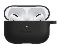 Spigen Apple AirPods Pro Silicone Fit czarny - 541355 - zdjęcie 2