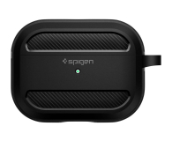 Spigen Rugged Armor do Apple AirPods Pro czarne  - 541352 - zdjęcie 2