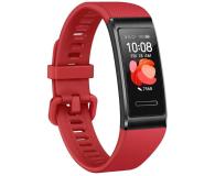 Huawei Band 4 Pro czerwona - 539167 - zdjęcie 3