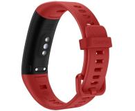 Huawei Band 4 Pro czerwona - 539167 - zdjęcie 4