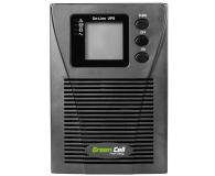 Green Cell UPS (1000VA/900W, 2x Schuko, LCD) - 546090 - zdjęcie 2