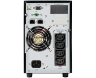 Power Walker ON-LINE (1500VA/1500W, 4x IEC, LCD) - 545864 - zdjęcie 4