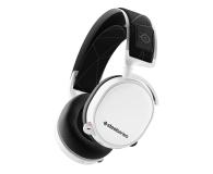 SteelSeries Arctis 7 Białe - Bezprzewodowe - 356178 - zdjęcie 1