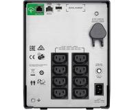 APC Smart-UPS (1000VA/600W, 8x IEC, AVR, LCD) - 545956 - zdjęcie 4
