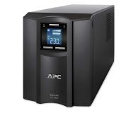 APC Smart-UPS (1000VA/600W, 8x IEC, AVR, LCD) - 545956 - zdjęcie 1