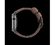 UAG Pasek Skórzany do Apple Watch brązowy - 540796 - zdjęcie 2