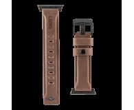UAG Pasek Skórzany do Apple Watch brązowy - 540794 - zdjęcie 5