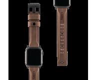 UAG Pasek Skórzany do Apple Watch brązowy - 540794 - zdjęcie 4