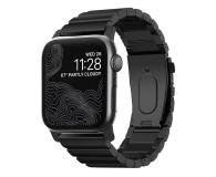 Nomad Bransoleta Stalowa do Apple Watch czarny - 540757 - zdjęcie 1