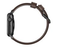 Nomad Pasek Skórzany do Apple Watch brązowo-czarny - 540749 - zdjęcie 3