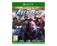 Xbox Marvel's Avengers Deluxe Edition - 546377 - zdjęcie 1