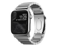 Nomad Bransoleta Stalowa do Apple Watch srebrny - 540759 - zdjęcie 1