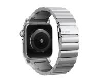 Nomad Bransoleta Stalowa do Apple Watch srebrny - 540759 - zdjęcie 2