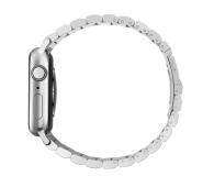 Nomad Bransoleta Stalowa do Apple Watch srebrny - 540759 - zdjęcie 3