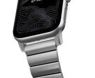 Nomad Bransoleta Stalowa do Apple Watch srebrny - 540759 - zdjęcie 5