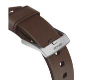 Nomad Pasek Skórzany do Apple Watch brązowo-srebrny - 540750 - zdjęcie 6